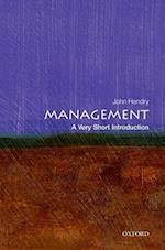 Management: A Very Short Introduction af John Hendry