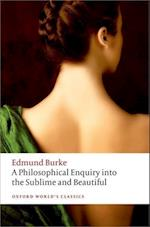 A Philosophical Enquiry into the Origin of Our Ideas of the Sublime and the Beautiful af Edmund Burke