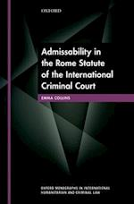 Admissibility in the Rome Statute of the International Criminal Court