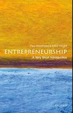 Entrepreneurship: A Very Short Introduction af Paul Westhead