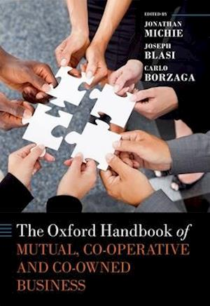Bog, hardback The Oxford Handbook of Mutual and Co-Owned Business