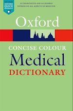 Concise Colour Medical Dictionary af Elizabeth Martin