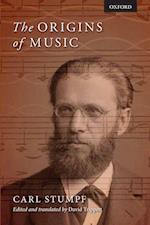 The Origins of Music af Carl Stumpf