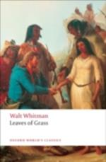 Walt Whitmans Leaves of Grass af Whitman Walt