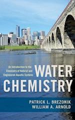 Water Chemistry af William Arnold, Patrick L Brezonik