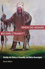 When Did Indians Become Straight? af Mark Rifkin