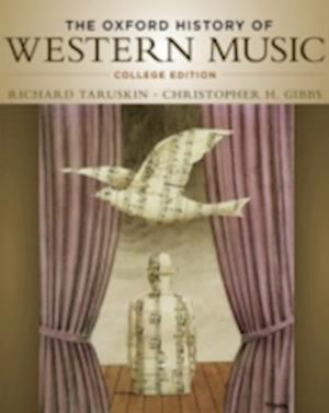 Oxford Anthology of Western Music af Klara Moricz
