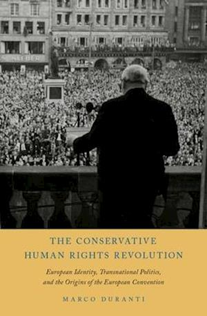 Bog, hardback The Conservative Human Rights Revolution af Marco Duranti