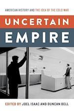 Uncertain Empire af Joel Isaac