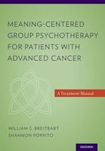 Meaning-Centered Group Psychotherapy for Patients with Advanced Cancer af William S. Breitbart