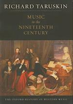 Music in the Nineteenth Century af Richard Taruskin