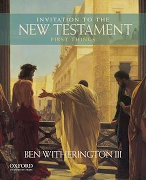 Invitation to the New Testament af Ben, III Witherington