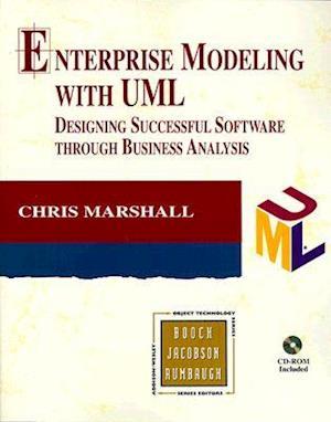 Enterprise Modeling with UML af Chris Marshall