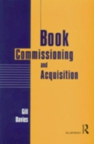 Book Commissioning and Acquisition af Gill Davies