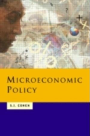 Microeconomic Policy af Solomon Cohen