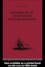 Memoirs of an Eighteenth Century Footman af John Macdonald