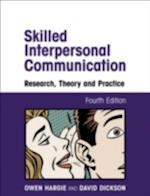 Skilled Interpersonal Communication af Owen Hargie