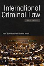 International Criminal Law af Ilias Bantekas