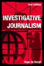 Investigative Journalism af Hugo De Burgh