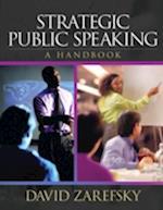 Strategic Public Speaking af David Zarefsky