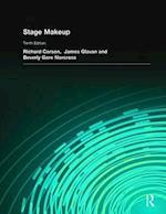 Stage Makeup af Richard Corson
