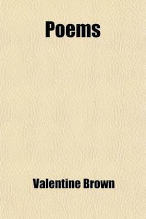 Poems af Valentine Brown