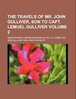 The Travels of Mr. John Gulliver, Son to Capt. Lemuel Gulliver Volume 2 af Desfontaines