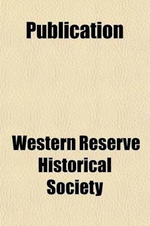 Publication Volume 11 af Illinois State Historical Society