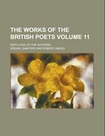 The Works of the British Poets; With Lives of the Authors Volume 11 af Ezekiel Sanford