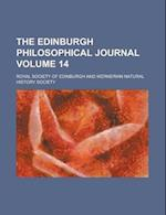 The Edinburgh Philosophical Journal Volume 14 af Unknown Author, Royal Society Of Edinburgh