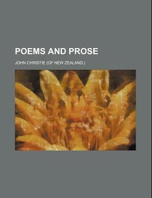 Poems and Prose af John Christie