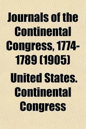 Journals of the Continental Congress, 1774-1789 (Volume 2) af United States Continental Congress