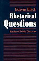 Rhetorical Questions af Edwin Black