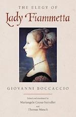 The Elegy of Lady Fiammetta af Giovanni Boccaccio