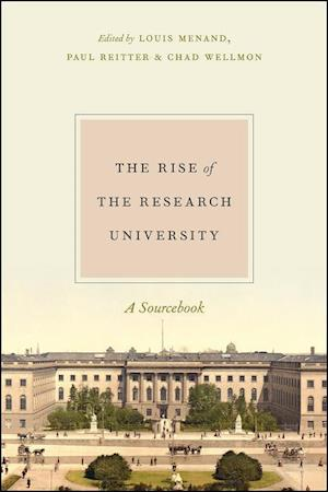 Bog, paperback The Rise of the Research University af Paul Reitter