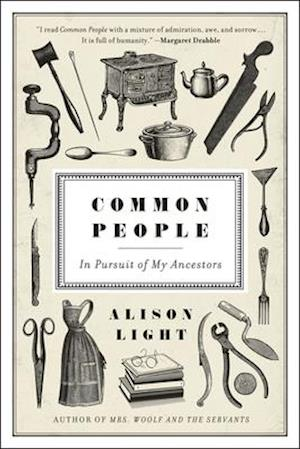 Bog, paperback Common People af Alison Light