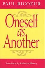 Oneself as Another af Paul Ricoeur, Kathleen Blamey