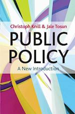 Public Policy af Jale Tosun, Christoph Knill