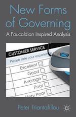 New Forms of Governing af Peter Triantafillou