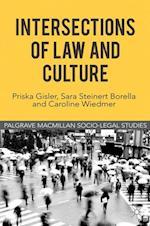Intersections of Law and Culture af Priska Gisler