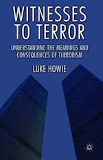 Witnesses to Terror af Luke Howie