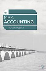 MBA Accounting af Roger Hussey