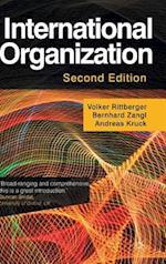 International Organization af Volker Rittberger, Bernhard Zangl, Andreas Kruck