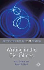 Writing in the Disciplines af Mary Deane