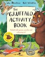 The Gruffalo Activity Book af Axel Scheffler, Julia Donaldson