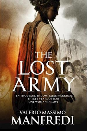Lost Army af Valerio Massimo Manfredi