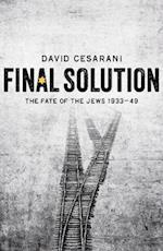 Final Solution af David Cesarani