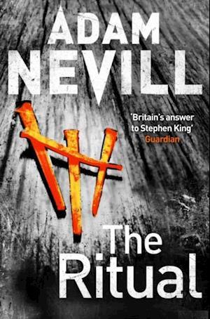 Ritual af Adam Nevill