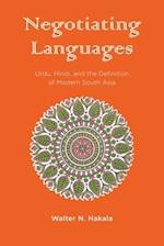 Negotiating Languages (South Asia Across the Disciplines)