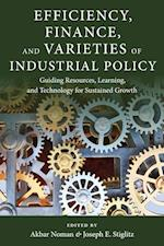 Efficiency, Finance, and Varieties of Industrial Policy (Initiative for Policy Dialogue at Columbia: Challenges in Development and Globalization)